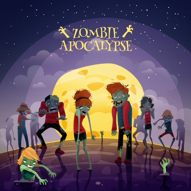 Zombies Coming to Life