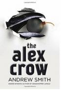 Cover for the Alex Crow novel by Andrew Smith
