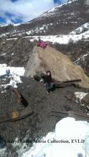 Lion's Head rock fall