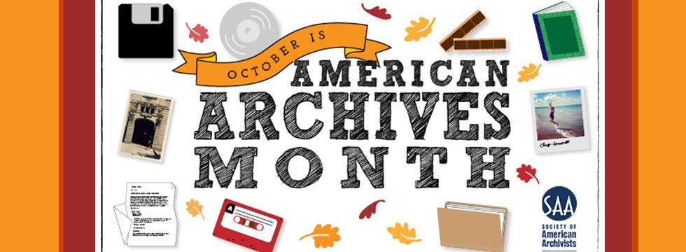 Archive Month Banner