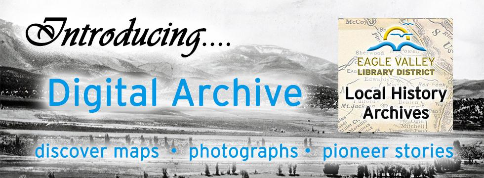 Eagle County History Archive