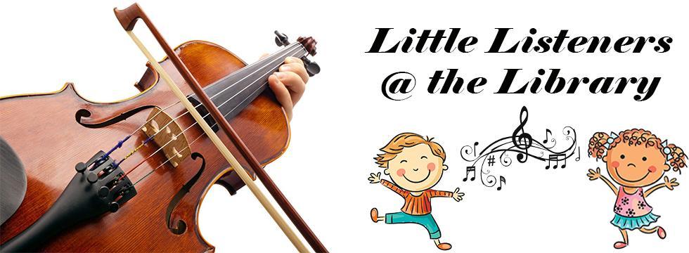 Little Listeners Banner