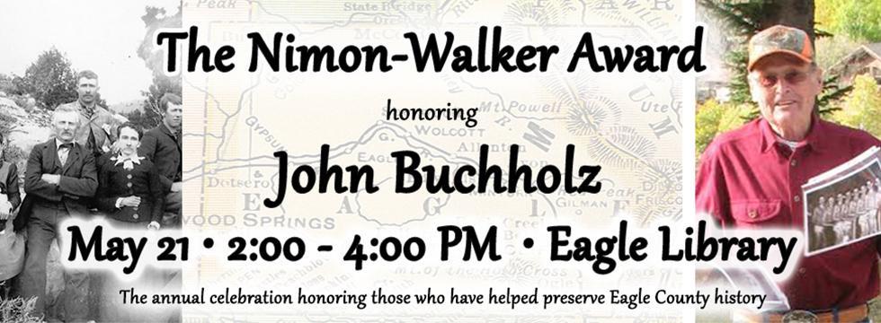 2017 Nimon-Walker Award banner
