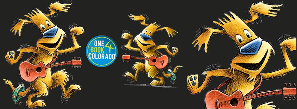 One Book 4 Colorado 2018 Banner