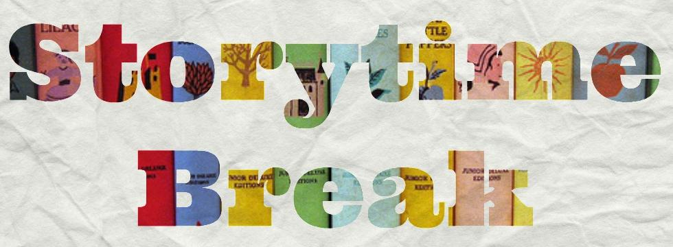Storytime Break banner