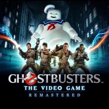 Ghostbusters and Marshmallow Man