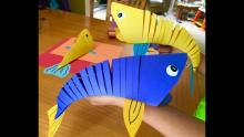 Moveable fish