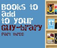Teen Reads guy-brary bookshelf