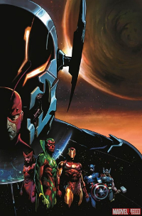 Cover of Rage of Ultron copyright Marvel Comics 2015